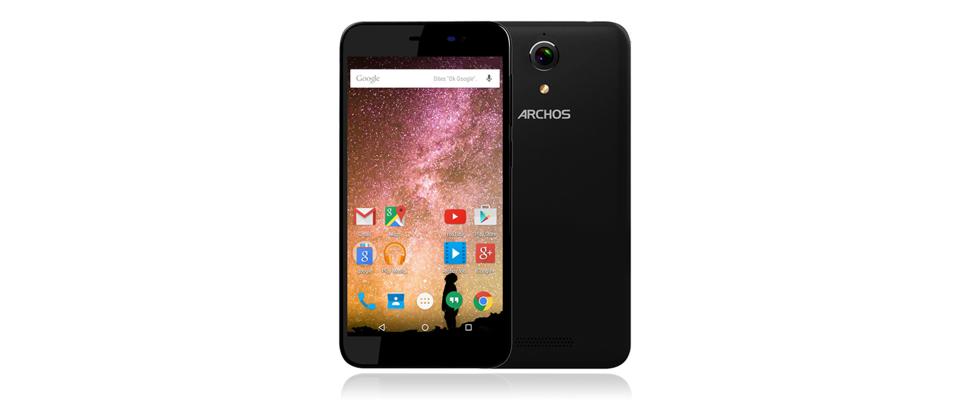 Archos maakt Power-smartphoneserie met grote accu ...