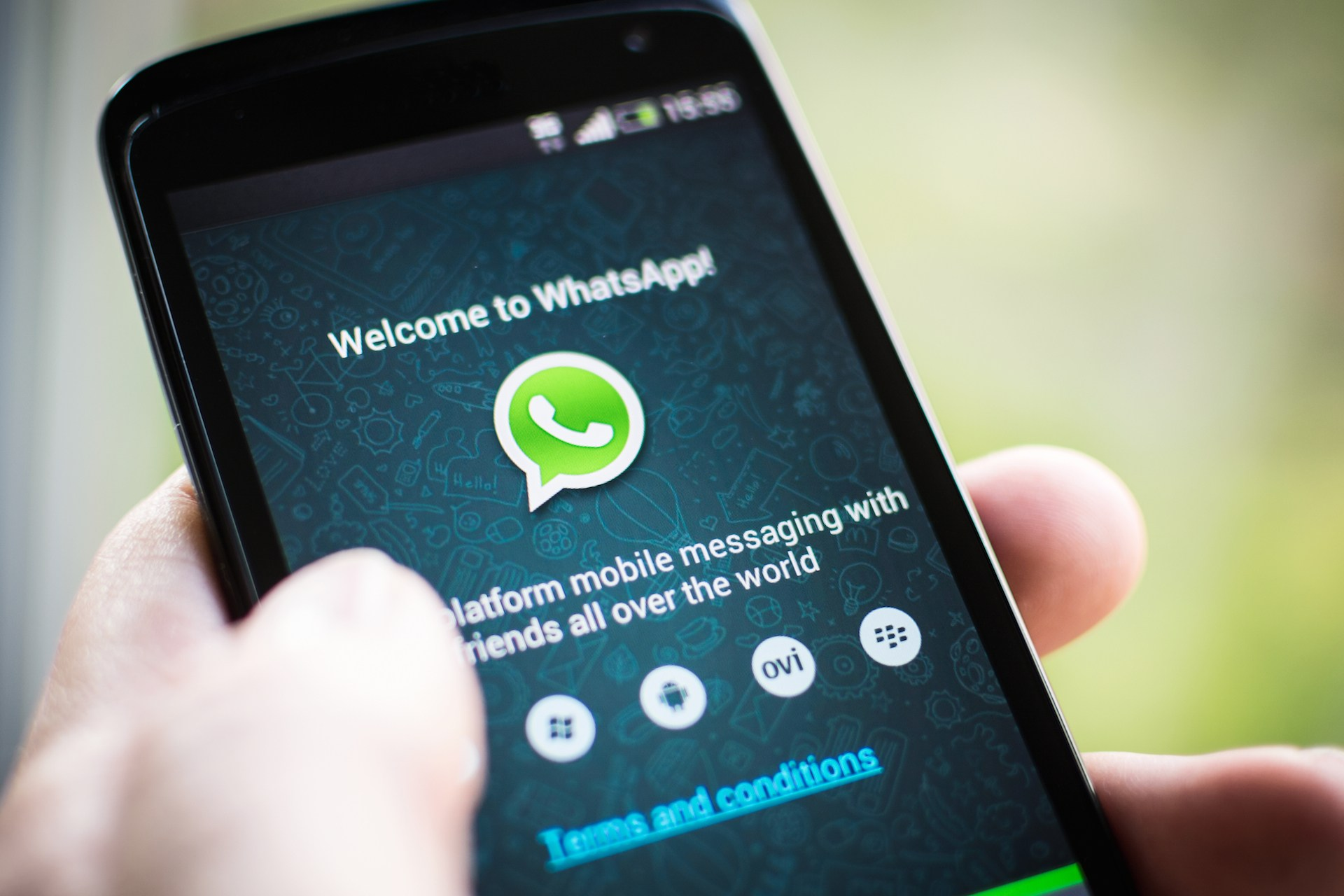 Hoe flirten via whatsapp