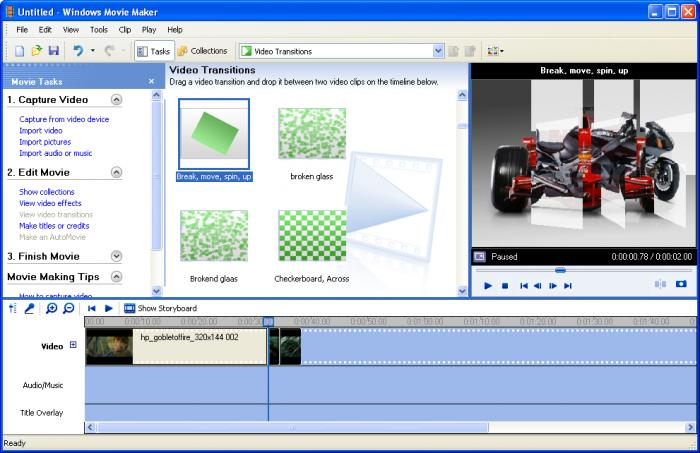 best pro video editing software 2012 free download