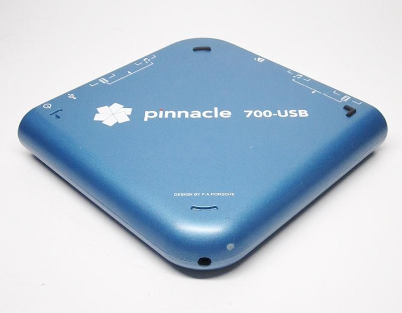 Pinnacle 710-usb Driver Download