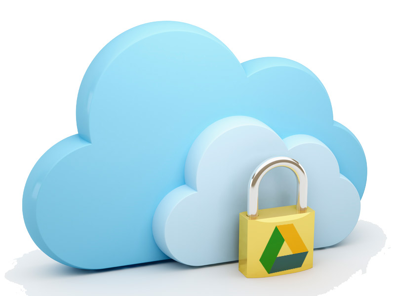 how to encrypt your files on google drive