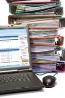 Digitale administratie thuis
