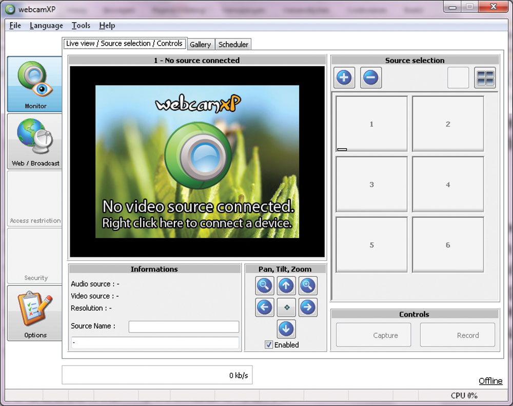 Video met turbo computer idee for Idee application web