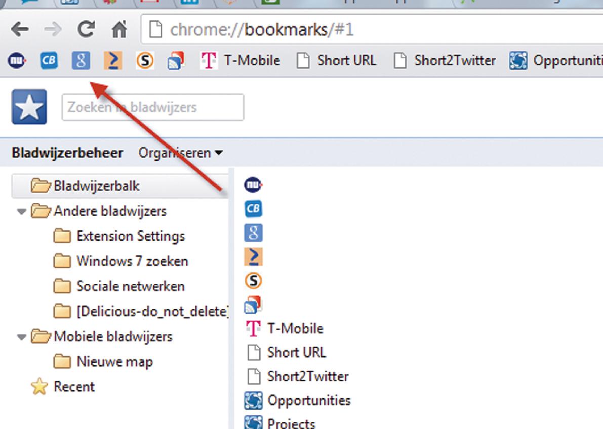 website blokkeren google chrome