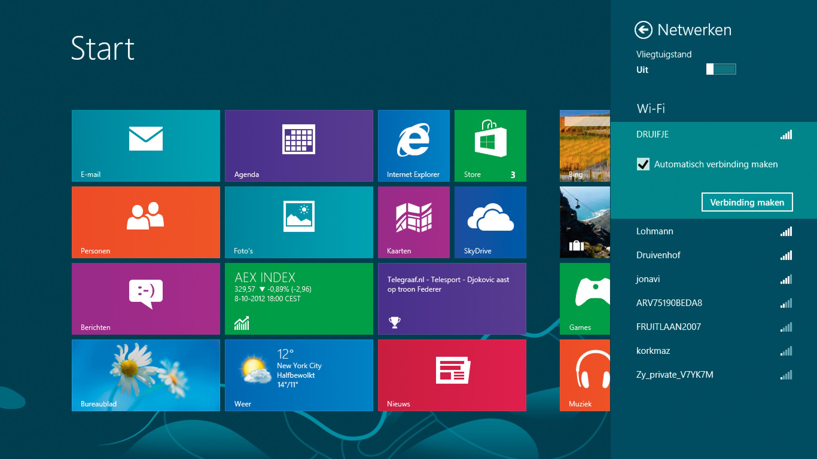 Windows 8 Toevoegen Aan Uw Netwerk Computer Idee