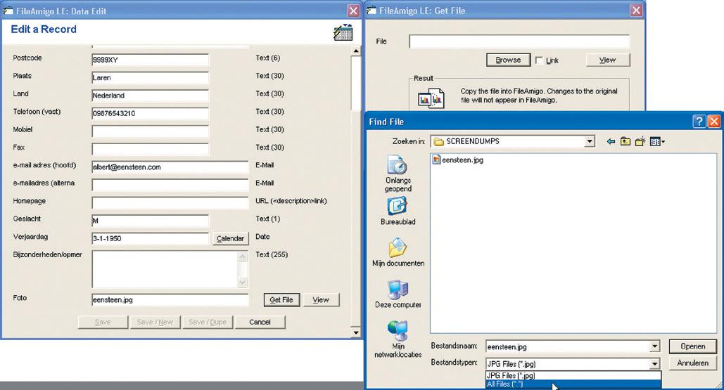 databaser gratis