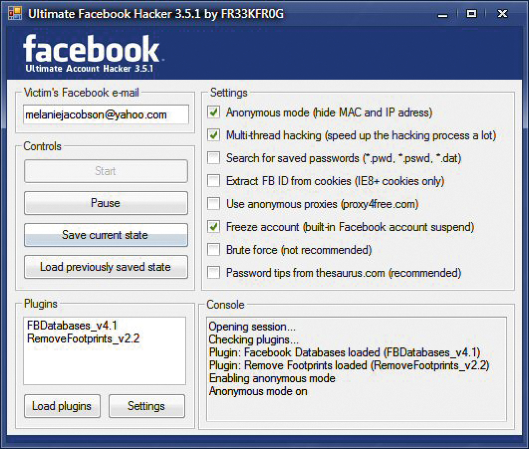 Download Facebook Hack.Rar Free