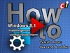 How to: Windows 8.1 Instellingen en configuratiescherm - video