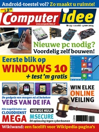 Computeridee 23 2014