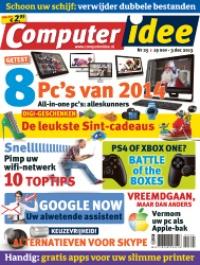 Computeridee 25 2013