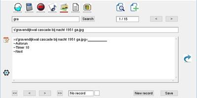 SverBase - Verzamel informatie in een database