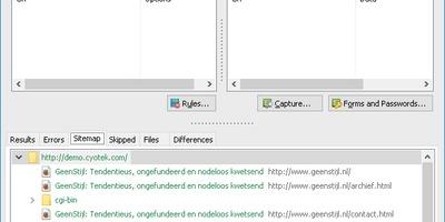 Cyotek WebCopy - Download complete websites