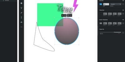 Vectr - Maak online vector-graphics