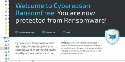 RamsomFree - Bescherm uzelf tegen ransomware