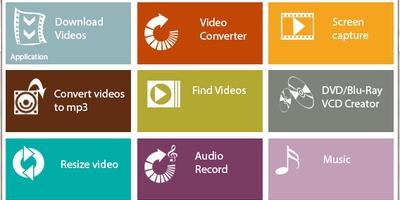 aTube Catcher - Download en converteert video's