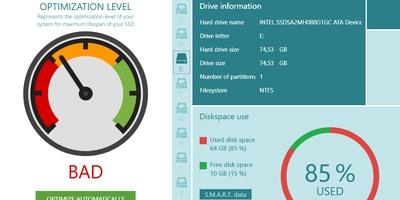 SSD Fresh - Behandel je ssd optimaal