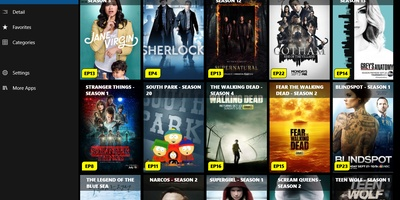 Free Movies #Unlimited - Kijk gratis films en series