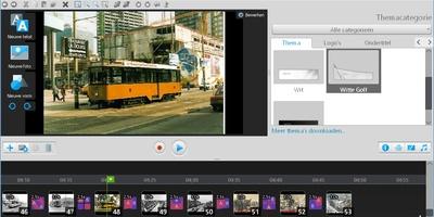 Slideshow Studio 2017 - Maak van uw foto's een diashow