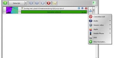 VSO Downloader - Download moeiteloos internetvideo's
