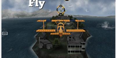 Stunt Pilot 2 San Francisco - Stuur uw stuntvliegtuig door de ringen