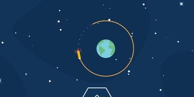 Orbits 101 - Rondje rond de aarde