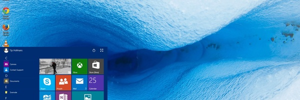 Microsoft brengt nieuwe preview Windows 10 uit