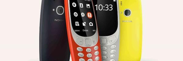 Dit zijn de specificaties van de nieuwe Nokia 3310