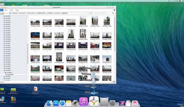 Workshop: Windows met OS X-jasje