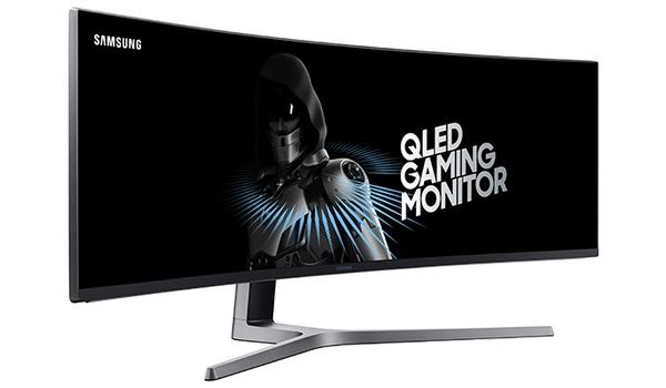 Samsung CHG90: Gebogen gaming-monitor voor de elite
