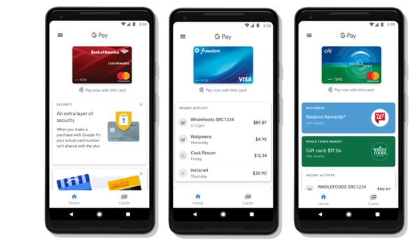 Google Pay vervangt Android Pay en Google Wallet