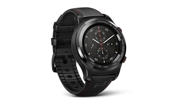 Huawei Watch 2 in Porsche Design-uitvoering onthuld