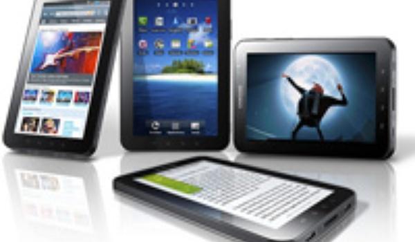 Androidtablet wint marktaandeel