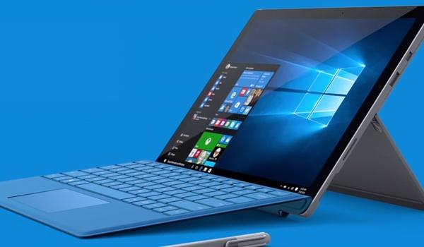 Populariteit Windows-tablet neemt toe
