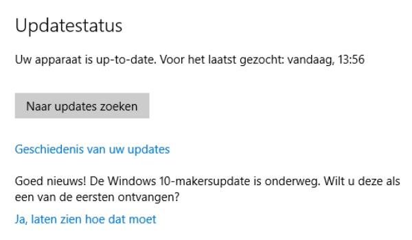 Windows 10 Creators Update: dit is er nieuw
