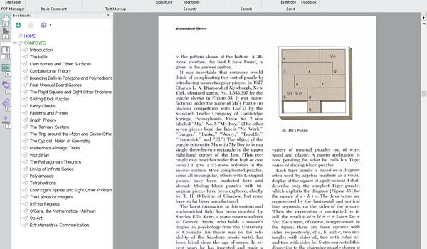 Gaaiho Pdf Reader - Scan je hele systeem op pdf's