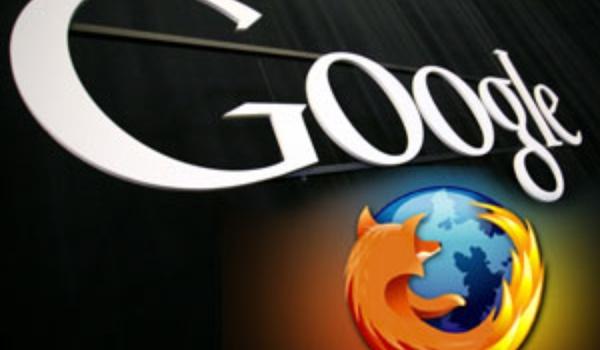 Firefox gered door Google