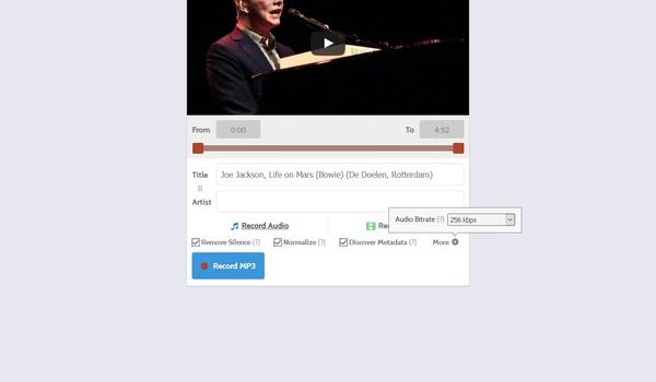 Peggo - Muziek downloaden van YouTube en SoundCloud