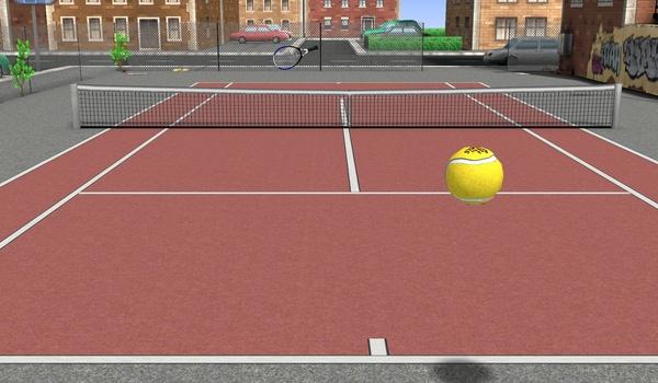 Hit Tennis 3 - Lekker tennissen zonder te hoeven zweten