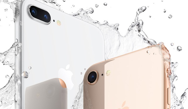 Dit zijn de iPhone X, iPhone 8 en iPhone 8 Plus