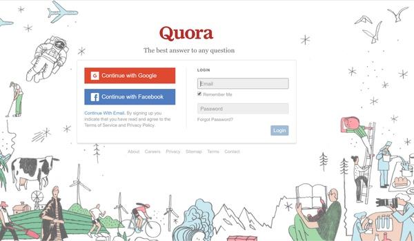 Hoe werkt algemeen discussieforum Quora? (1)