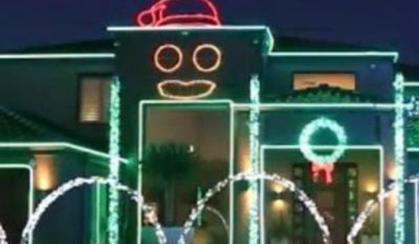 Gangnam Style Kerstverlichting