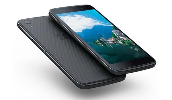 BlackBerry presenteert tweede Android-smartphone DTEK50