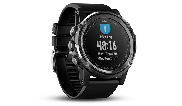 Descent MK1 is smartwatch voor duikers