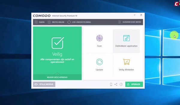 Voel je veilig met Comodo Internet Security (1)