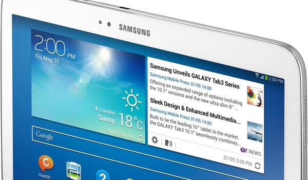 'Samsung komt met goedkope Galaxy Tab'