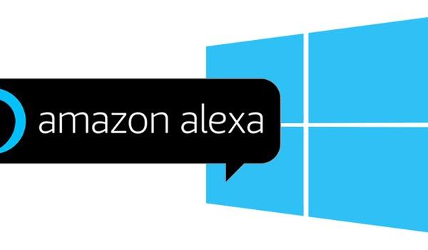 Spraakassistente Alexa komt naar Windows 10