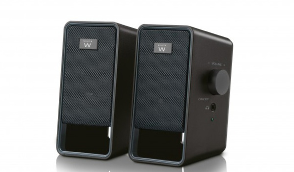 Review: Ewent Stereo Speakers 2.0 EW3504