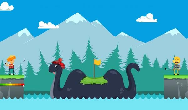 Battle Golf Online - Golfen, maar dan anders
