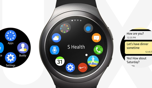 'Onthulling Samsung Gear S3-smartwatch in september'