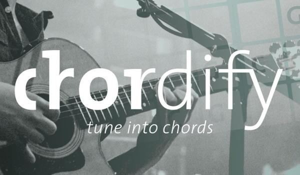 Akkoorden vinden met Chordify